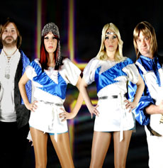 <h5><strong>Abba</strong></br>Bjorn To Be Abba<h5>