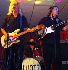 <h5>Elliott Sixties Band<h5>
