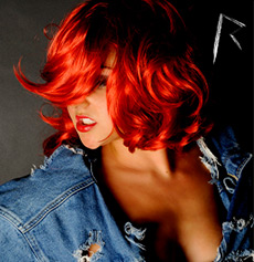 <h5><strong>Rihanna</strong></br>by Katie Hopley</h5>