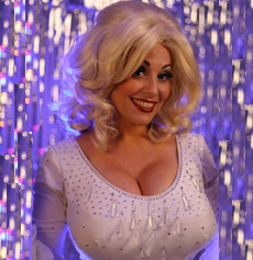 <h5><strong>Dolly Parton</strong></br>The Dolly Show</h5>