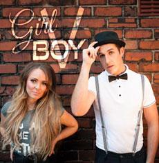 <h5>Girl V Boy<h5>