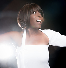 <h5><strong>Whitney Houston</strong></br>Celebration of Whitney</h5>